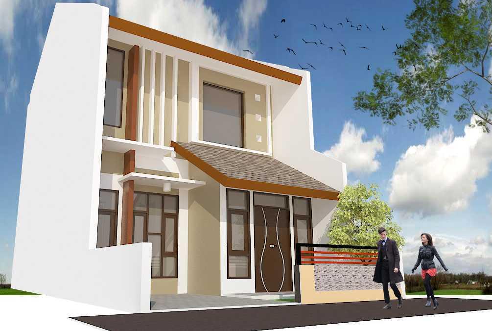 Archdesignbuild7 Rumah Tipe 36 2 Lantai Di Cimuncang Cimuncang, Bandung Cimuncang, Bandung Facelift Minimalis 20137