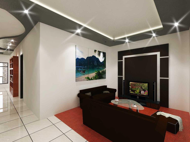 Archdesignbuild7 Rumah Tinggal 2 Lantai ( Minen )  Jl. Alfa Ii, Cigadung, Bandung Jl. Alfa Ii, Cigadung, Bandung Living Room Minimalis 20144