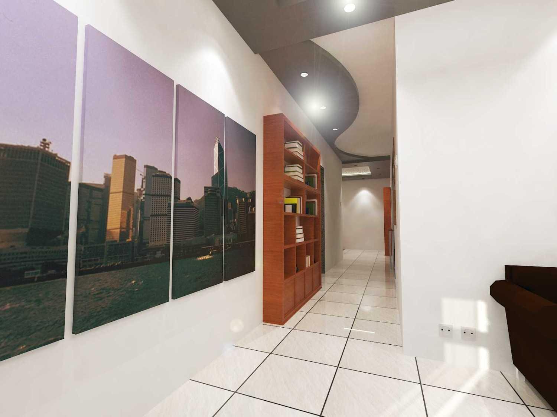 Archdesignbuild7 Rumah Tinggal 2 Lantai ( Minen )  Jl. Alfa Ii, Cigadung, Bandung Jl. Alfa Ii, Cigadung, Bandung Corridor Minimalis 20147