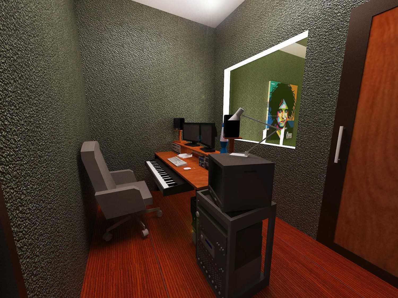 Archdesignbuild7 Rumah Tinggal 2 Lantai ( Minen )  Jl. Alfa Ii, Cigadung, Bandung Jl. Alfa Ii, Cigadung, Bandung Studio Music Minimalis 20148