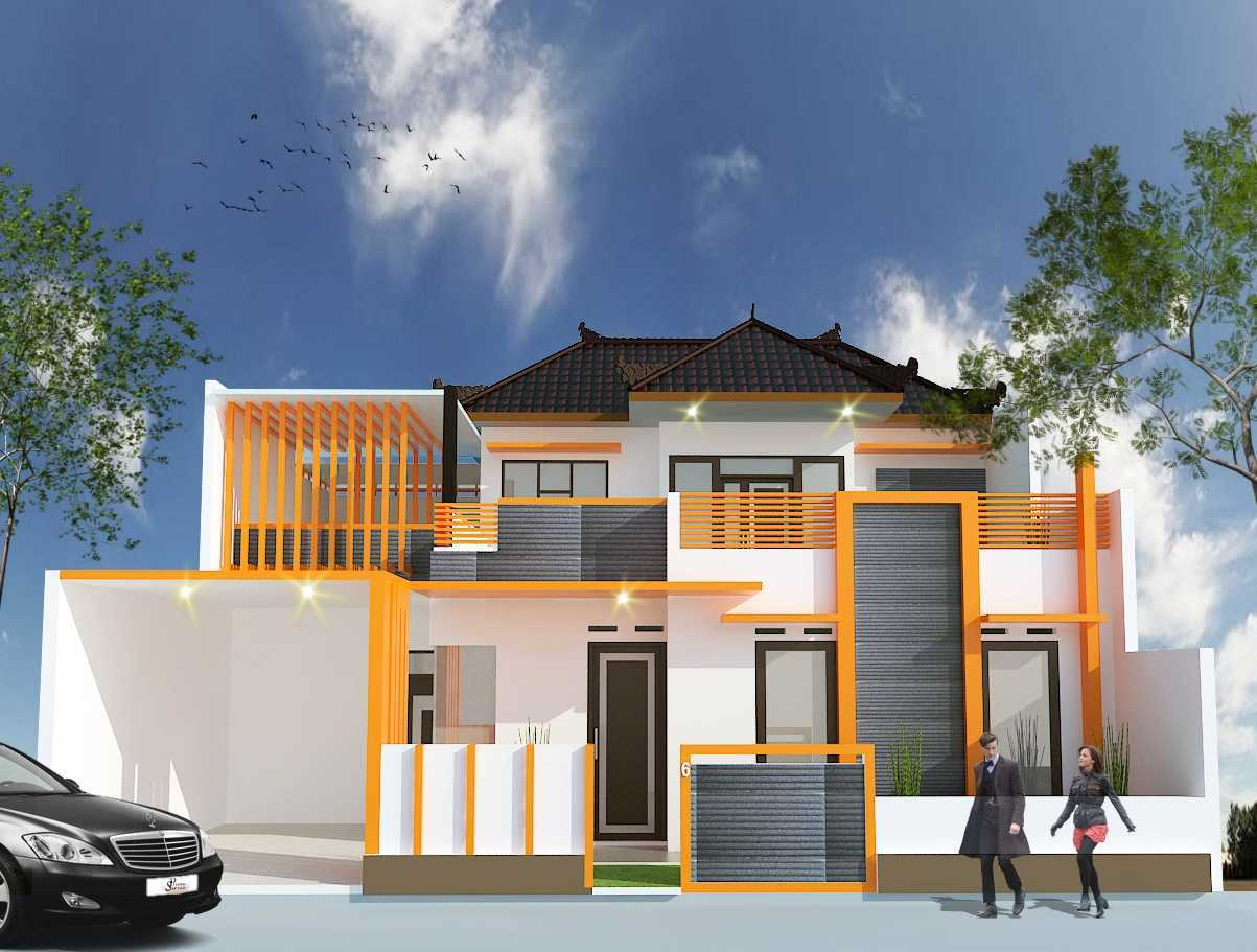 Archdesignbuild7 Project Renovasi Dan Pengembangan Rumah 2Lt Jl. Mars Sel. Ii, Manjahlega, Rancasari, Kota Bandung, Jawa Barat 40286, Indonesia  View-Mars-1 Modern 33031