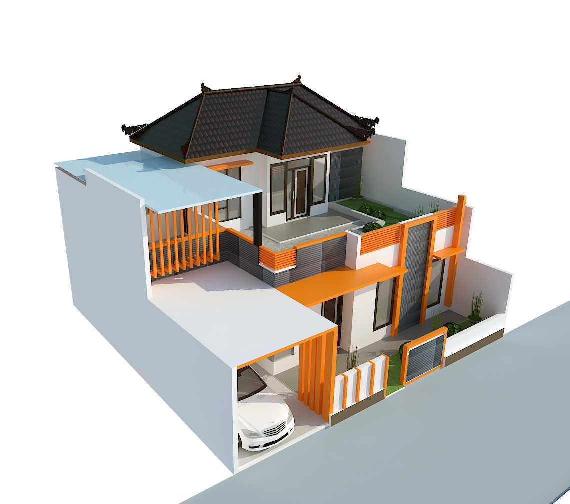 Archdesignbuild7 Project Renovasi Dan Pengembangan Rumah 2Lt Jl. Mars Sel. Ii, Manjahlega, Rancasari, Kota Bandung, Jawa Barat 40286, Indonesia  View-Mars-4 Modern 33033