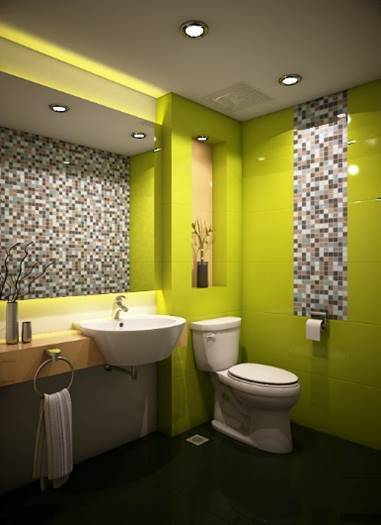 Bk Architects Ibis Budget Hotel At Karawaci Tangerang Tangerang Bathroom  1538