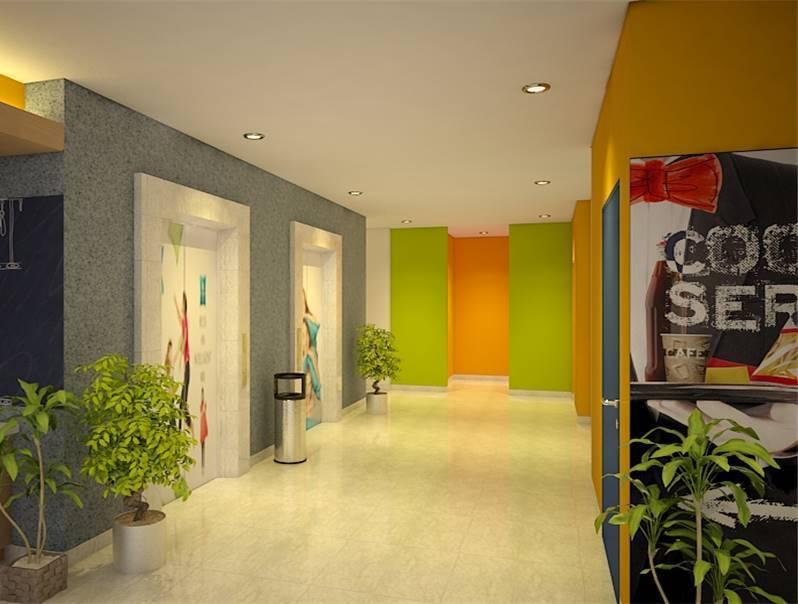 Bk Architects Ibis Budget Hotel At Karawaci Tangerang Tangerang Lift  1540