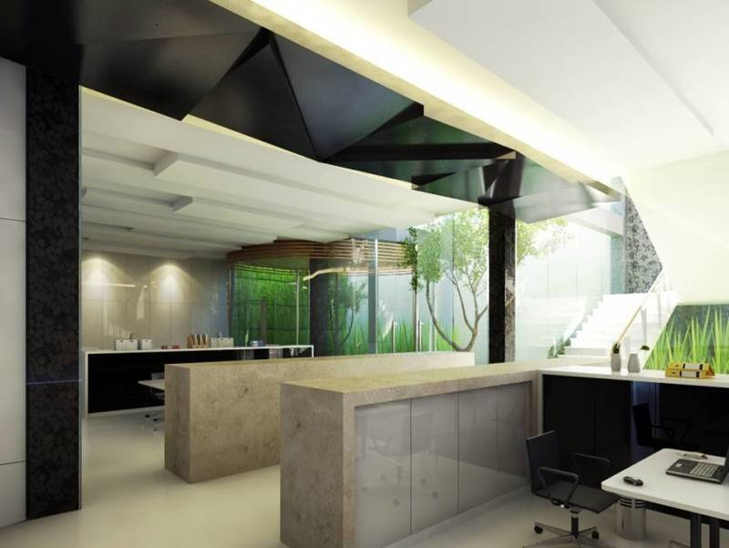 Bk Architects Office Building At Wijaya Jakarta Jakarta Picture2 Kontemporer 1671