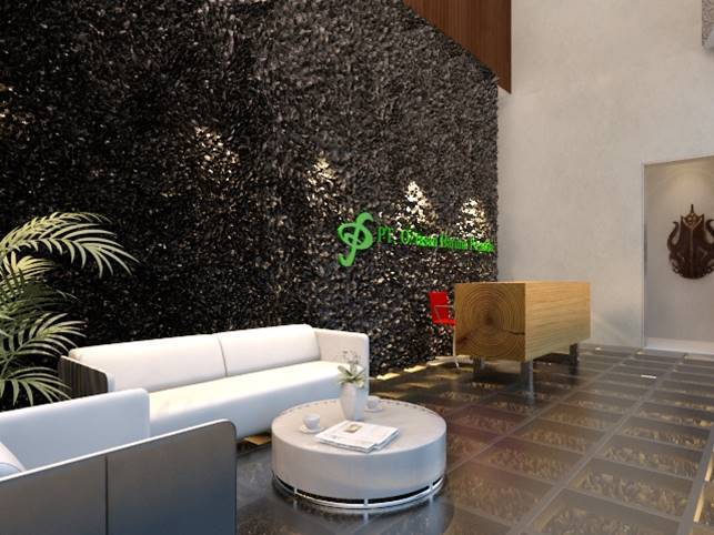 Bk Architects Office Building At Wijaya Jakarta Jakarta Lobby Kontemporer 1672