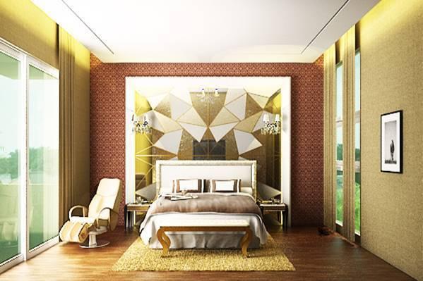 Bk Architects House At Pondok Indah Jakarta Jakarta Bedroom  1718