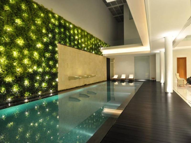 Bk Architects House At Pantai Indah Kapuk (Pik) Jakarta Jakarta Swimming Pool  1732