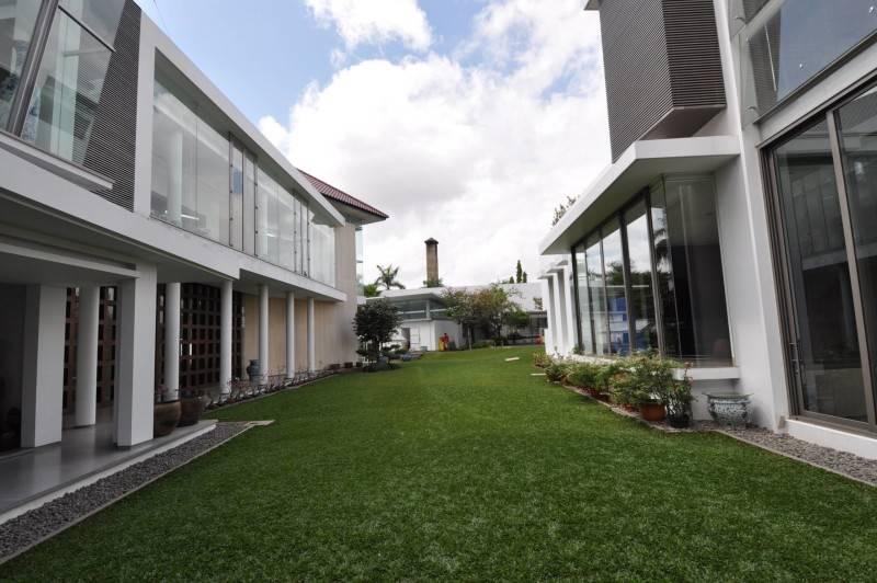 Bk Architects House At Palembang South Sumatera South Sumatera Yard Modern 1742