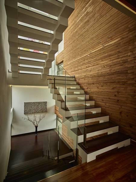 Raw Architecture Kembang Murni House West Jakarta, Indonesia West Jakarta, Indonesia Stairs  1591