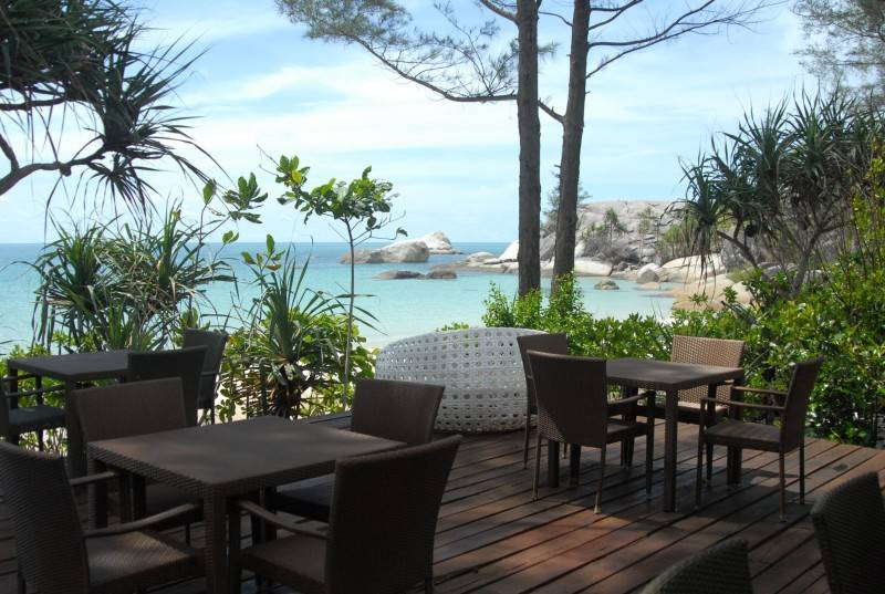 Raw Architecture Arumdalu Belitung Belitung Outdoor Lounge Tropis 1626