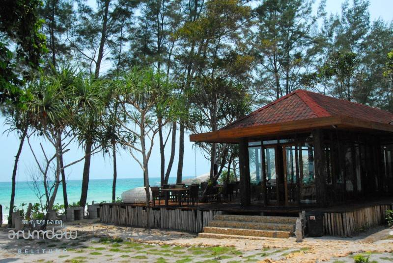Raw Architecture Arumdalu Belitung Belitung Cottage Tropis 1627