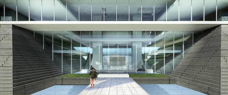 Raw Architecture Galeri Nasional  Jakarta, Indonesia Jakarta, Indonesia Exterior  1654
