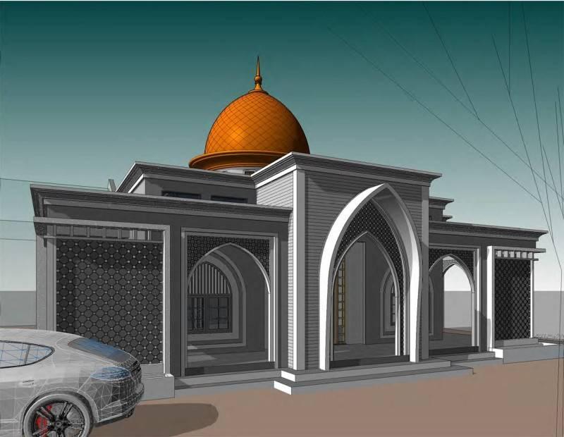 Gunang Winanto  Jatiluhur Mosque Kebumen Regency, Central Java, Indonesia Purwakarta, Jawa Barat Jatiluhur-Mosque Modern 1795