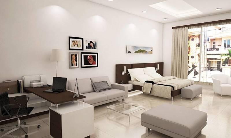 Independent Interior Design & Build Residential Bedroom At Ancol  Jakarta Jakarta Bedroom Kontemporer 1830