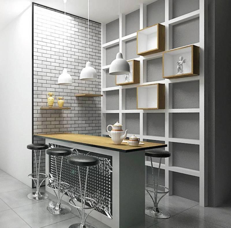 Independent Interior Design & Build Residential Kitchen Jakarta Jakarta Kitchen Modern 1841