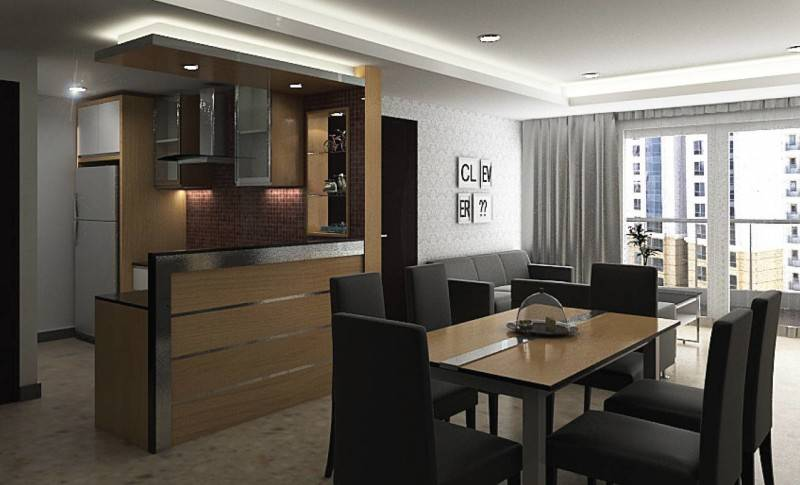 Independent Interior Design & Build Residential Living Room Jakarta Jakarta Dining & Living Room Modern 1843