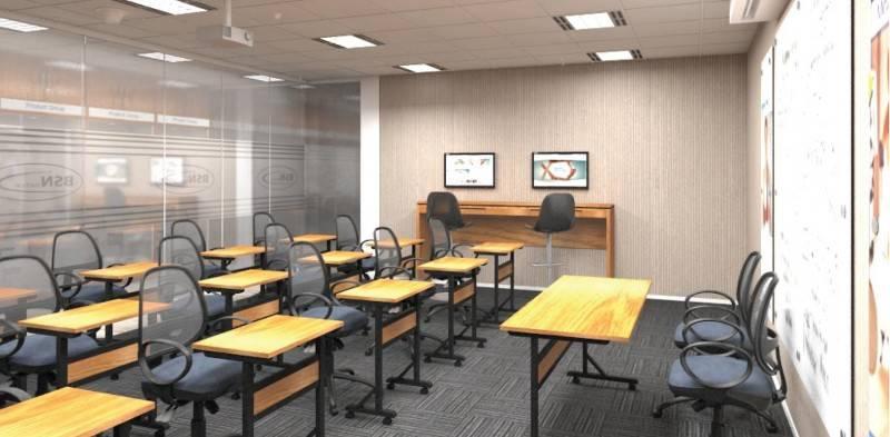 Independent Interior Design & Build Office Training Room Jakarta Jakarta Meetingroom  1849