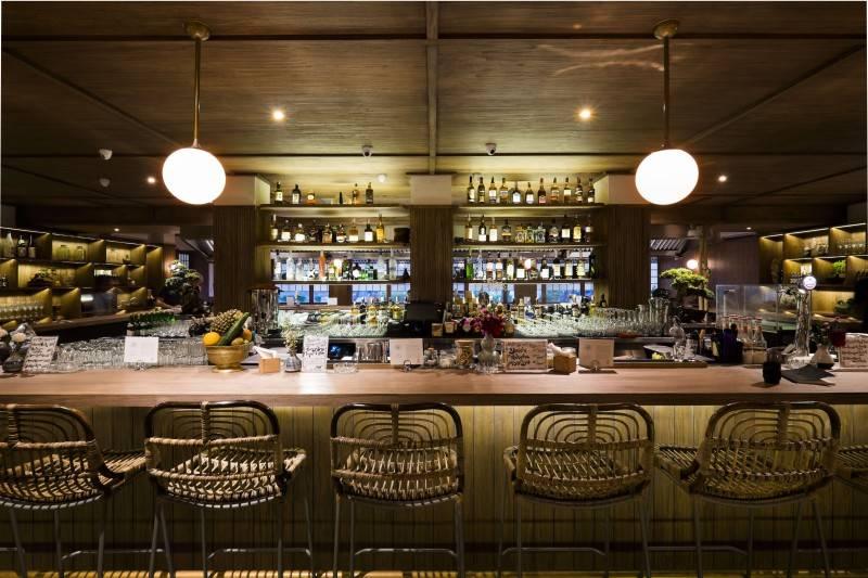 Bitte Design Studio Fujin Teppanyaki & Japanese Whisky At Gunawarman Jakarta Jakarta Bar Area  1976