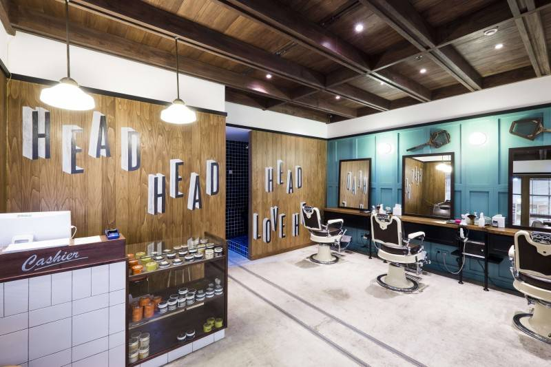 Bitte Design Studio Shortcut Barbershop At Aeon Mall Tangerang, Indonesia Tangerang, Indonesia Cashier  2004