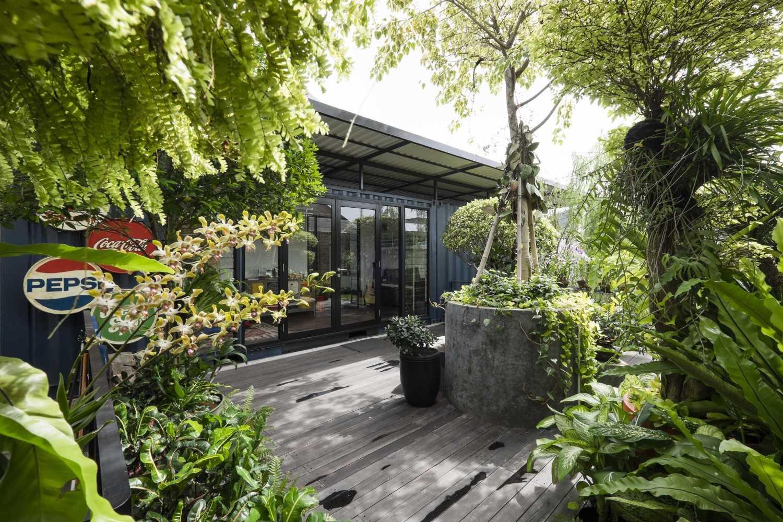 Bitte Design Studio Aa Residence Cimanggis, Indonesia Cimanggis, Indonesia Garden Area  23147