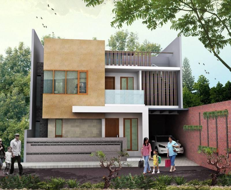 An+ Rumah Depok Depok, Jawa Barat Depok, Jawa Barat Front View Modern 3996