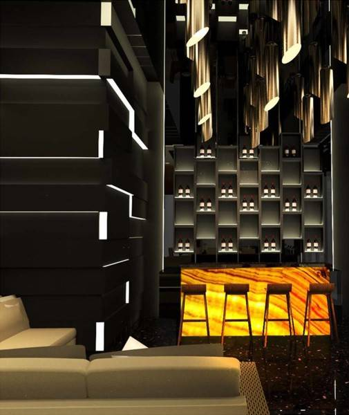 Tms Creative Sunter Residence Sunter Agung Jakarta Jakarta Bar Area Modern 2130