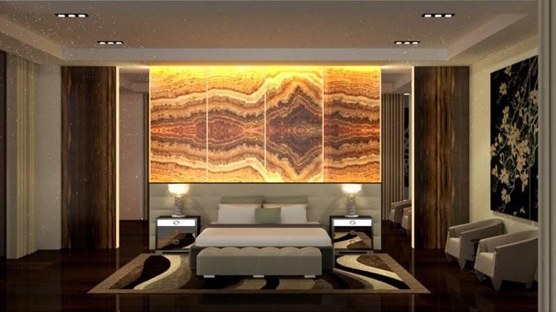 Foto inspirasi ide desain kamar tidur Bedroom oleh TMS Creative di Arsitag