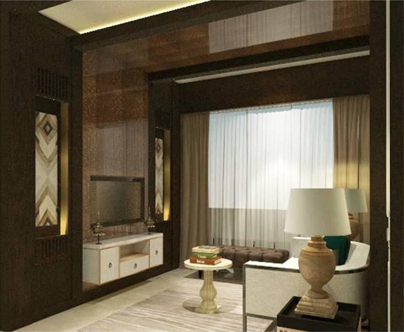 Tms Creative Residence 8 - T2 Senopati Raya No. 88 South Jakarta 12190 Senopati Raya No. 88 South Jakarta 12190 Living Room  2162