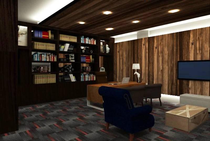 Tms Creative Pt Malaka Utama Office Jl. Cijagra, Buah Batu, Bandung Jl. Cijagra, Buah Batu, Bandung Office Room Modern 2174