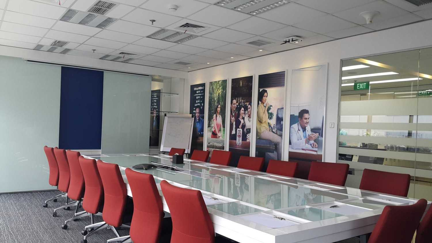 Tms Creative Nestle Meeting Room Aneka Tambang Building South Jakarta Aneka Tambang Building South Jakarta Meeting Room Modern 12390