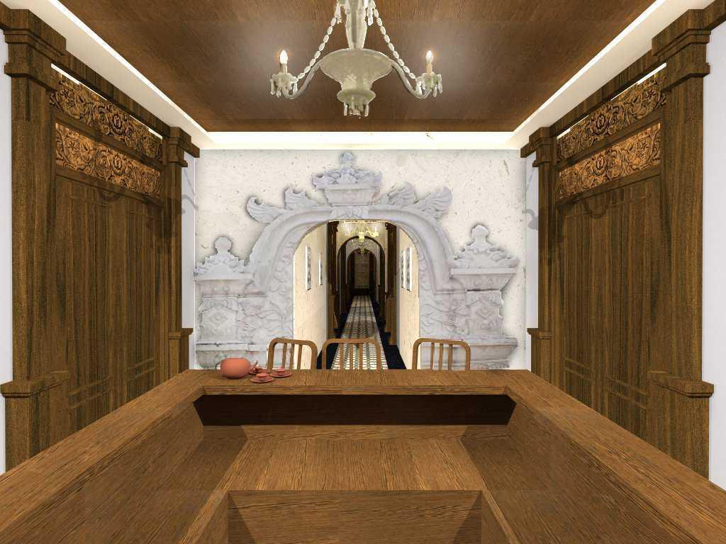 Tms Creative Taman Sari Royal Heritage Spa In Prague, Czech Republic Prague 1, Ceko Jakarta Hallway-3-Final-Edit-3 Tradisional 12396