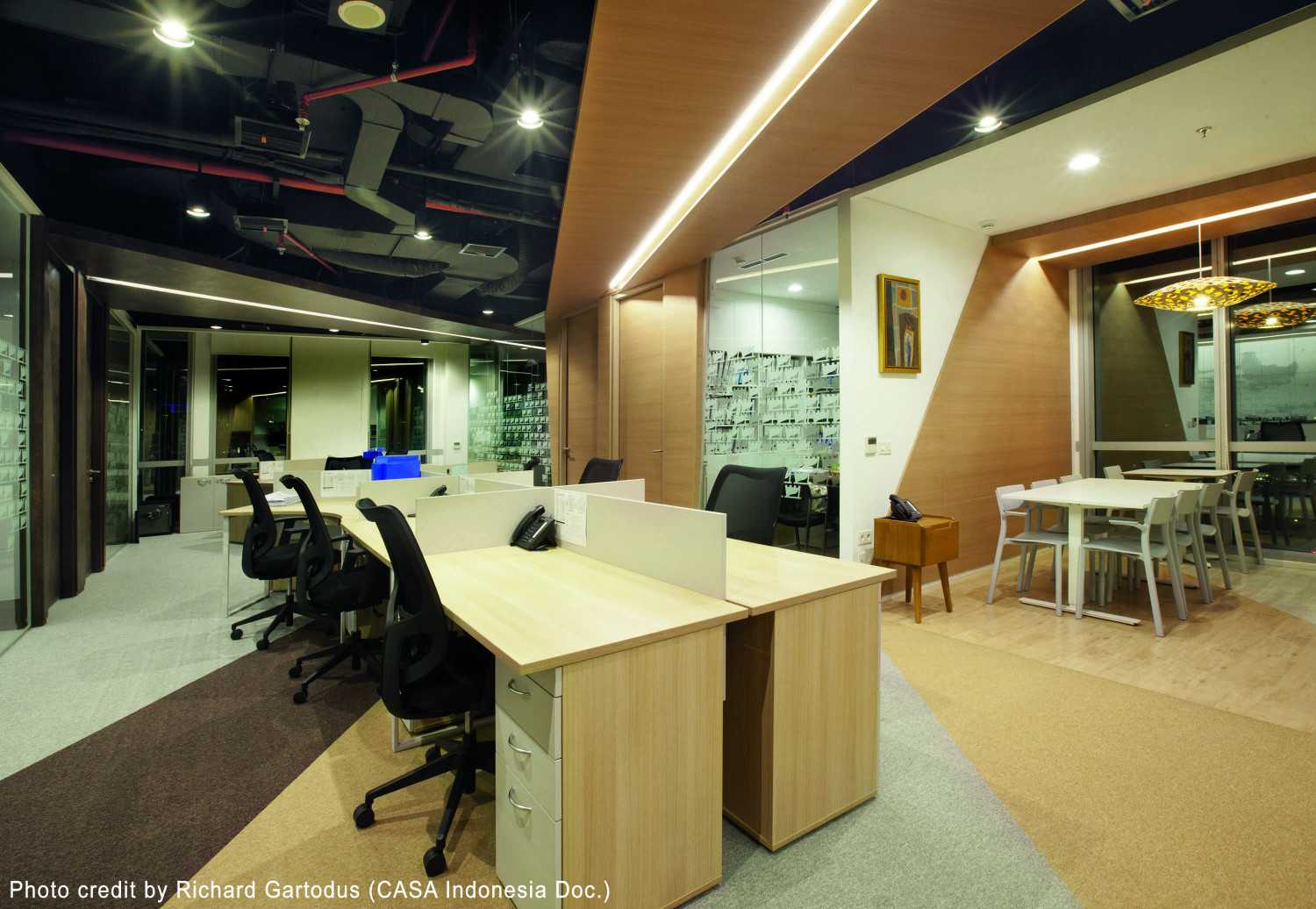 Tms Creative Pt Castlerock Consulting Office  Kebayoran Baru Jakarta Kebayoran Baru Jakarta Tms-Catlerock-06 Modern 39494