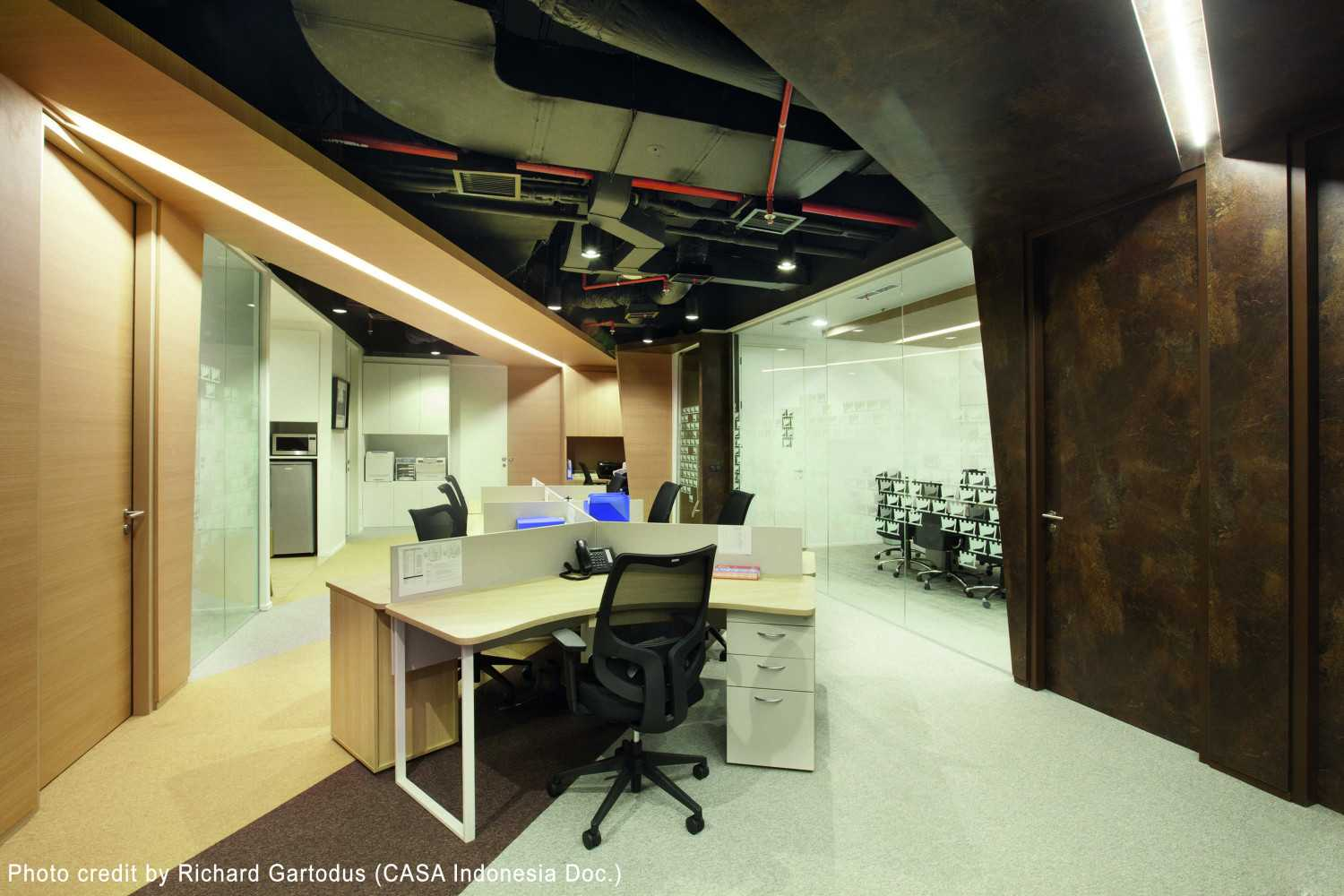 Tms Creative Pt Castlerock Consulting Office  Kebayoran Baru Jakarta Kebayoran Baru Jakarta Tms-Catlerock-09 Modern 39497