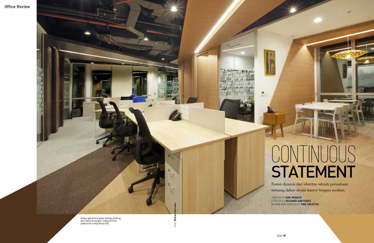 Tms Creative Pt Castlerock Consulting Office  Kebayoran Baru Jakarta Kebayoran Baru Jakarta 201705-Casacastlerock-1 Modern 41069