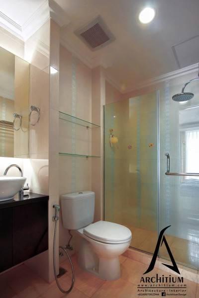 Architium Design Apartment At Pluit Jakarta Jakarta Apartment-Bathroom  2266