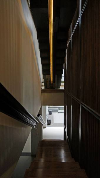 Sonny Sutanto Architects Sonny Sutanto Architects New Office Sunter, North Jakarta, Indonesia Sunter, North Jakarta, Indonesia Stairs  2104