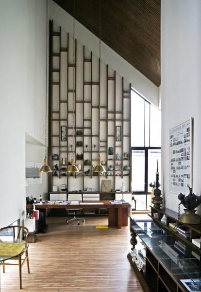 Sonny Sutanto Architects Sonny Sutanto Architects New Office Sunter, North Jakarta, Indonesia Sunter, North Jakarta, Indonesia Principal Office  2106
