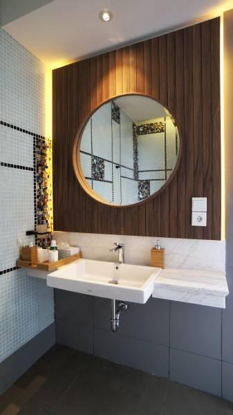 Sonny Sutanto Architects Sonny Sutanto Architects New Office Sunter, North Jakarta, Indonesia Sunter, North Jakarta, Indonesia Principals Toilet  2107