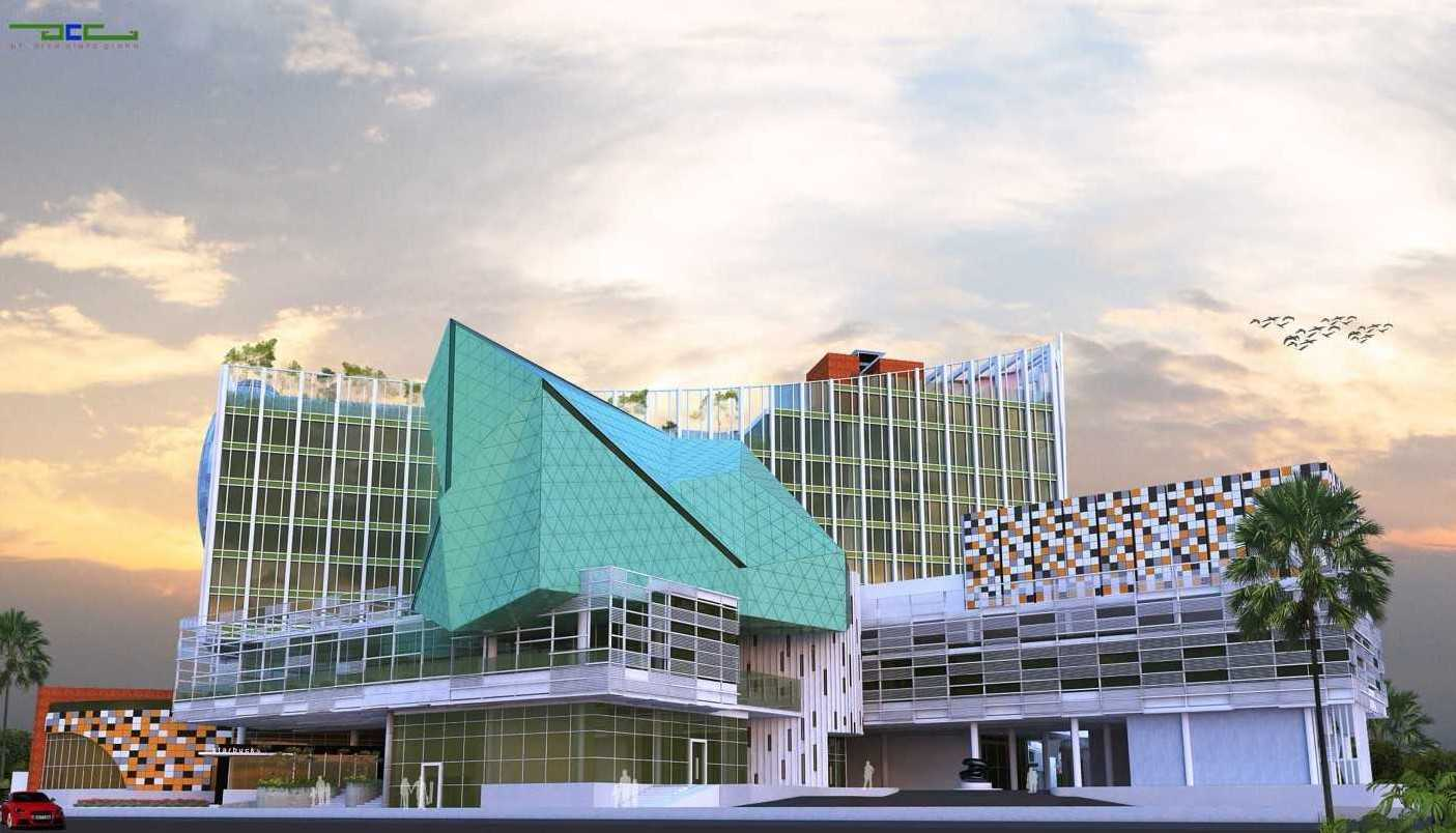 Atelier Cosmas Gozali Central Padang Promenade Padang Padang 2 Modern 31245