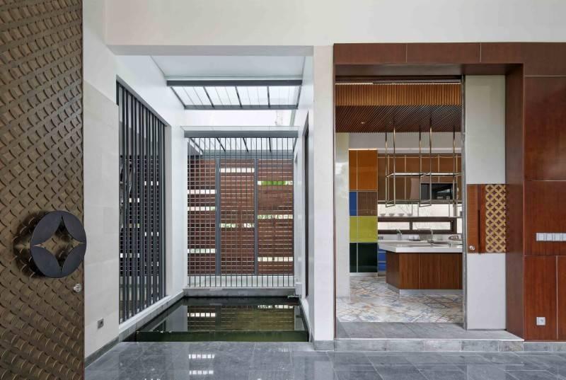 Atelier Cosmas Gozali Denpasar Residence At Kuningan Jakarta, Indonesia Jakarta, Indonesia Entrance  2282