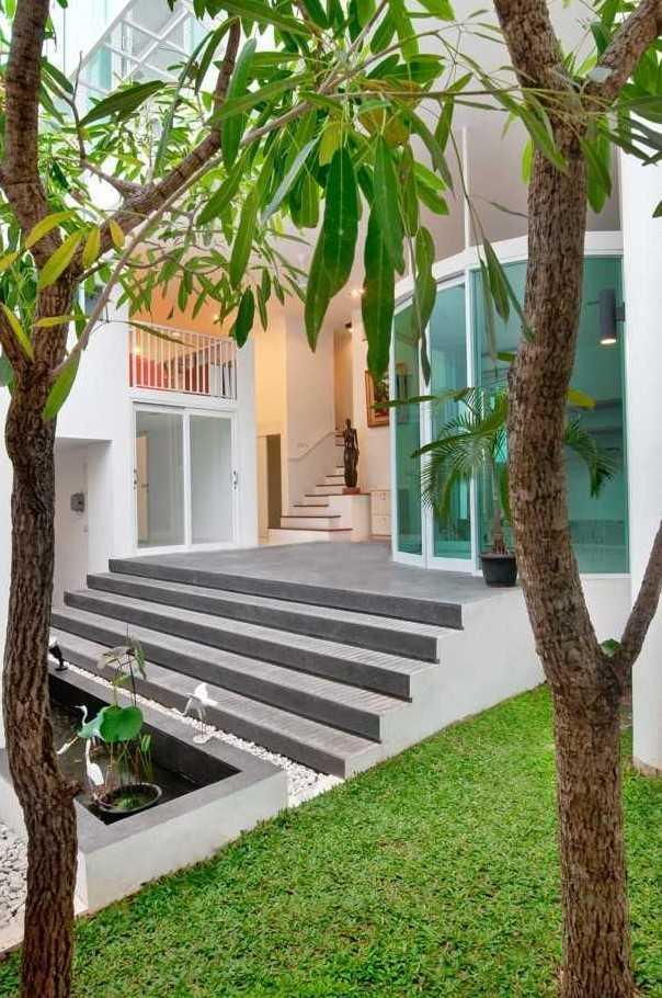 Atelier Cosmas Gozali Gallery House Pejompongan Pejompongan 3 Modern 31257