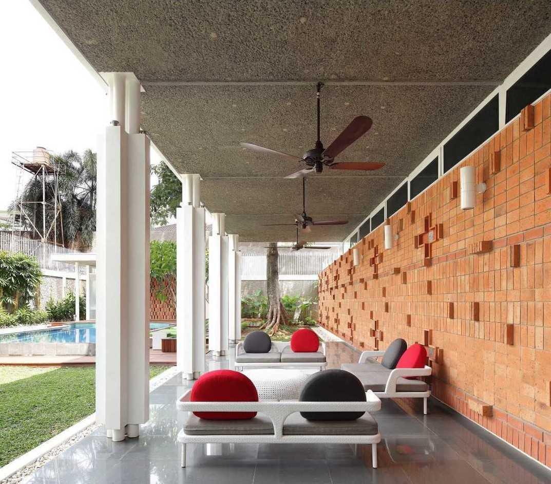 Atelier Cosmas Gozali Fusion House Menteng, Jakarta Menteng, Jakarta 6 Modern 31271
