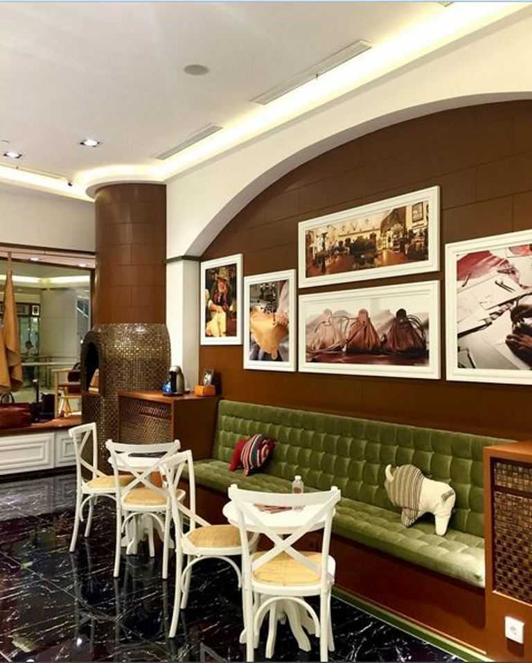Atelier Cosmas Gozali Ilbisonte Pasific Place Jakarta Jakarta Seating Area Kontemporer 24659