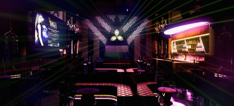 Khakimatta Architects Teracce Nightclub  Yogyakarta Yogyakarta Inside The Club  21228