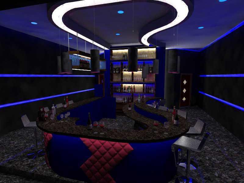 Khakimatta Architects Teracce Nightclub  Yogyakarta Yogyakarta Bar Area  21229