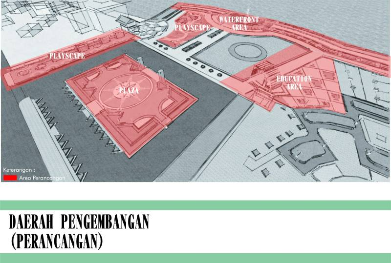 Future Architects Studio Taman Alun Kapuas In Pontianak Pontianak, Indonesia Pontianak, Indonesia Alun-Kapuas-02 Modern 3526