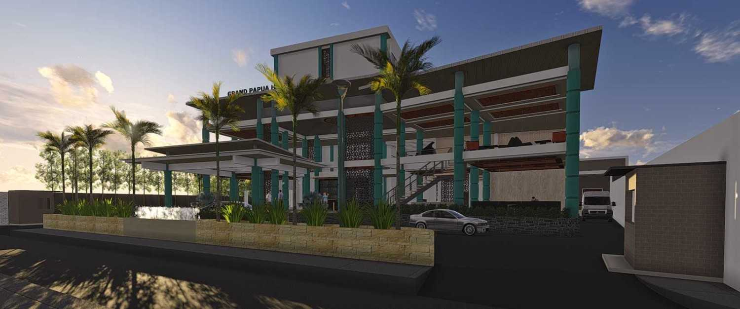 Jasa Design and Build Chai Twin Co di Papua