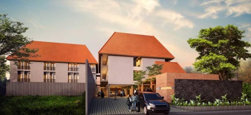 Atelier Prapanca Service Apartment Yogyakarta, Indonesia Yogyakarta, Indonesia Front-View-1 Minimalis 7593
