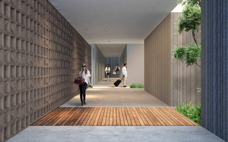 Atelier Prapanca Service Apartment Yogyakarta, Indonesia Yogyakarta, Indonesia Corridor Modern 7596
